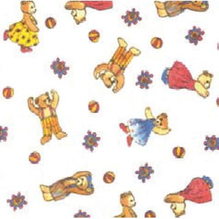 7W453-10 Thermotransferpapier Teddies