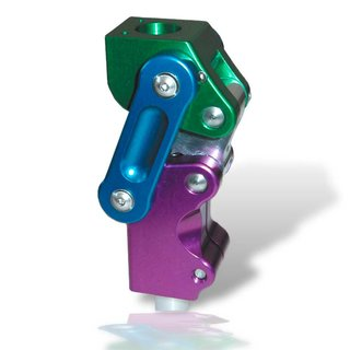 3K020 Modular Knee Joint for Children, polycentric